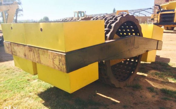 Archive: Grid Roller Compactor