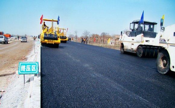 Asphalt Pavement Construction