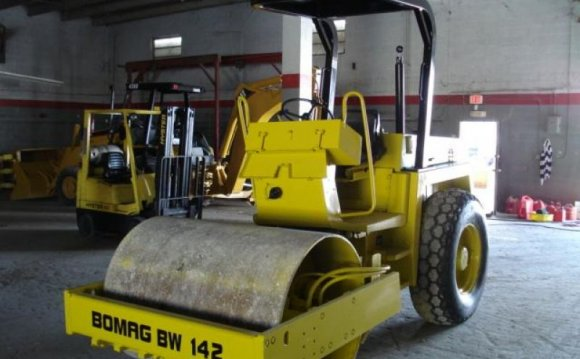 Bomag Road Roller 142 for sale