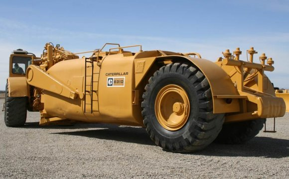 Caterpillar Heavy Equipment |