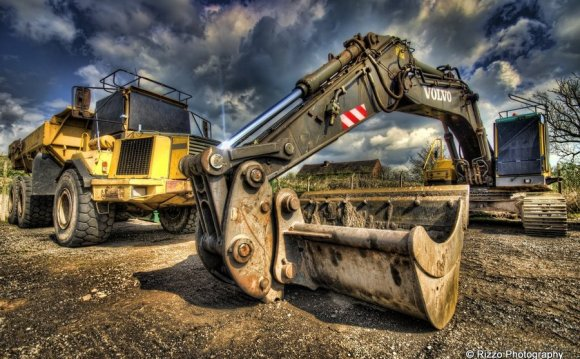 Caterpillar Equipment