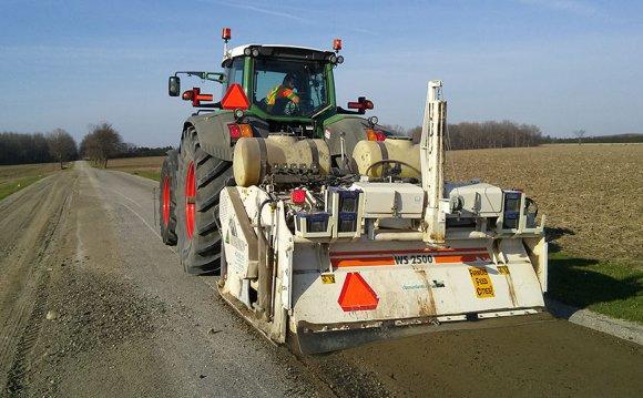 Asphalt Crushing, Soil