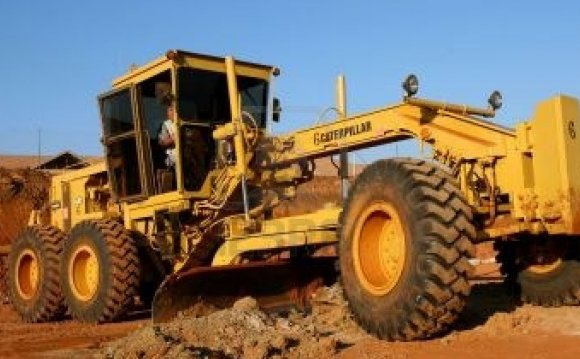 Earth Moving Equipment and