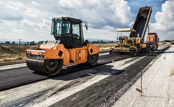 Road-construction-equipment