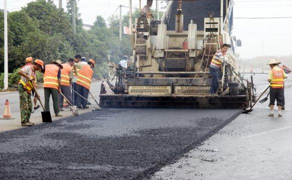 How Do You Build a Road?