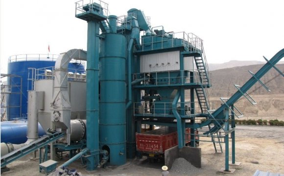 Asphalt Machinery For Road