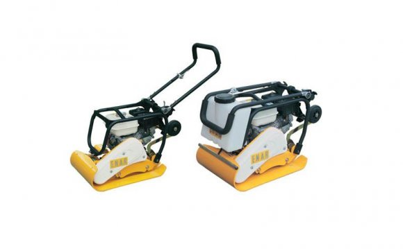 Ligth compaction equipment