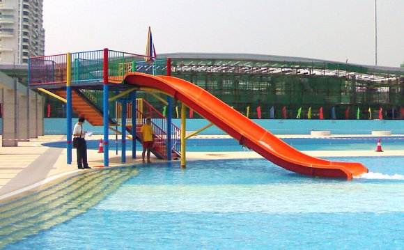 Mini Water Park Equipment