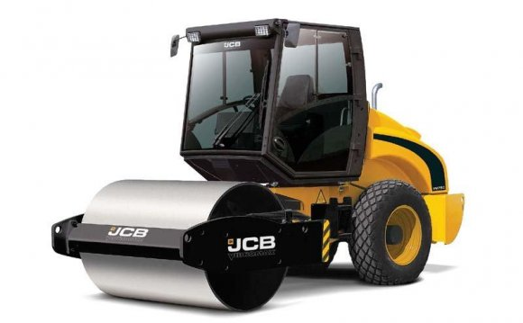 NEW 2016 JCB VM75D DRUM
