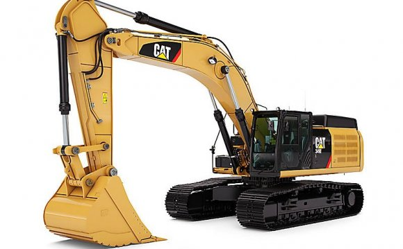 New CATERPILLAR 349E L
