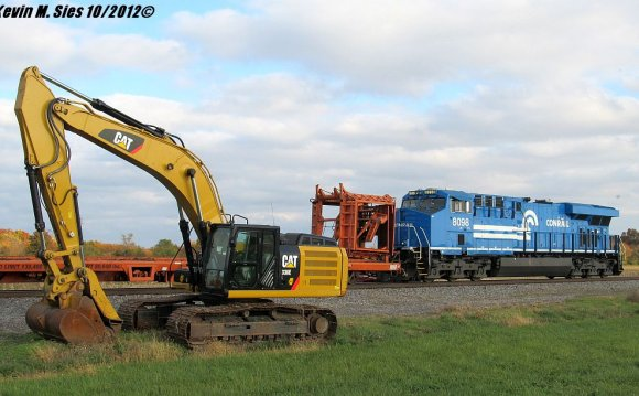 8098 passes CAT Machinery