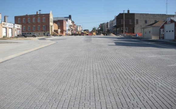 Street-pavers