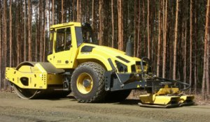 BOMAG Single drum roller (raod roller) - BW 213 DH-4 BVC/P (with VARIOCONTROL)
