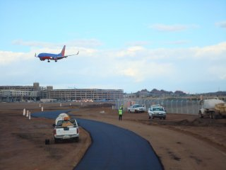 C-19 44th Civil Road work & Lighting/Sky Harbor SkyTrain
