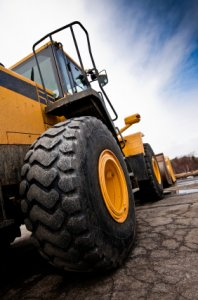Construction gear or Machinery injuries