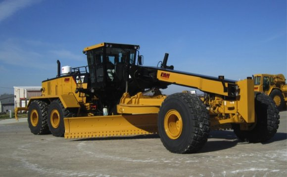 Equipment Caterpillar