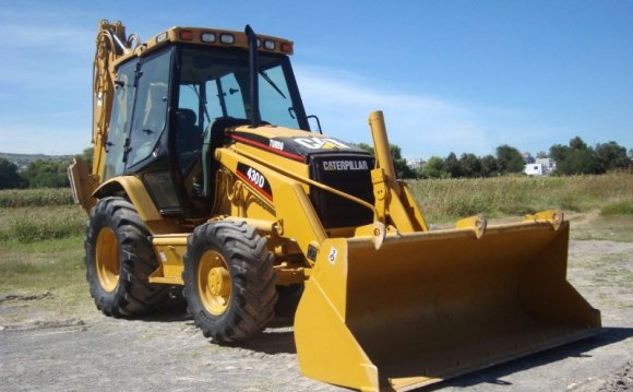 Heavy Equipment Caterpillar