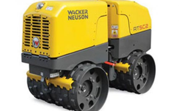 Rolling Compactor