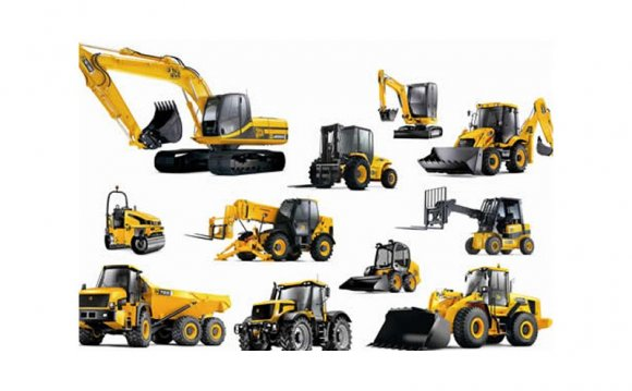 Construction Equipment, vehicles