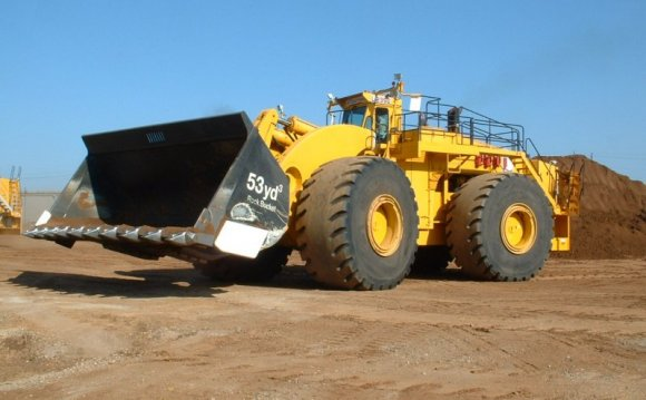Largest Heavy Equipment in the world