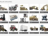 Different types of Heavy Equipment