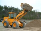 Earth excavation Equipment