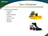 Earth Moving equipment companies