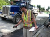 Laying temperature of Asphalt