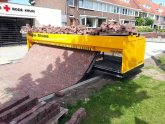 Pavement machine