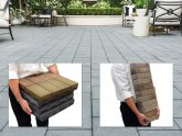 Paver weight