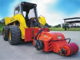 Road Grinder Machine