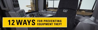 tips for avoiding equipment theft