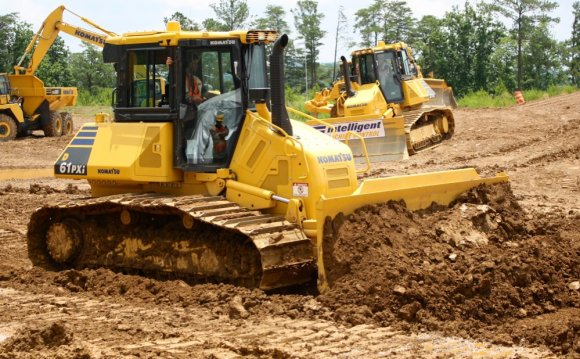 Automated Construction Equipment