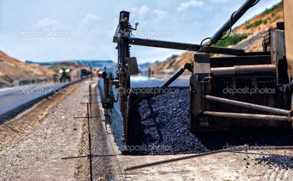 How to operate a Asphalt Paver?